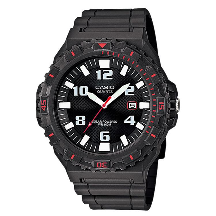 Casio Collection MRW-S300H-8BVEF Zonne-energie