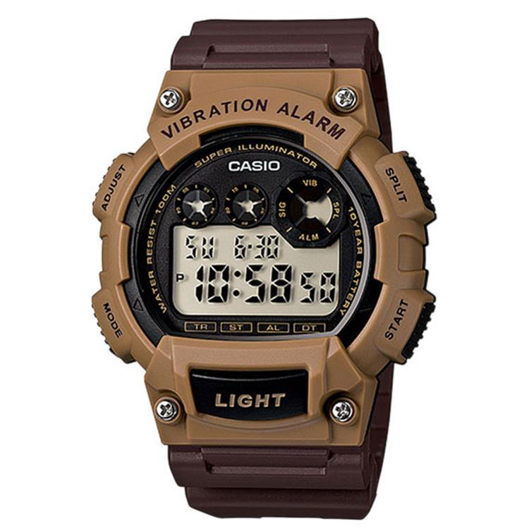 Casio Collection W-735H-5AVEF
