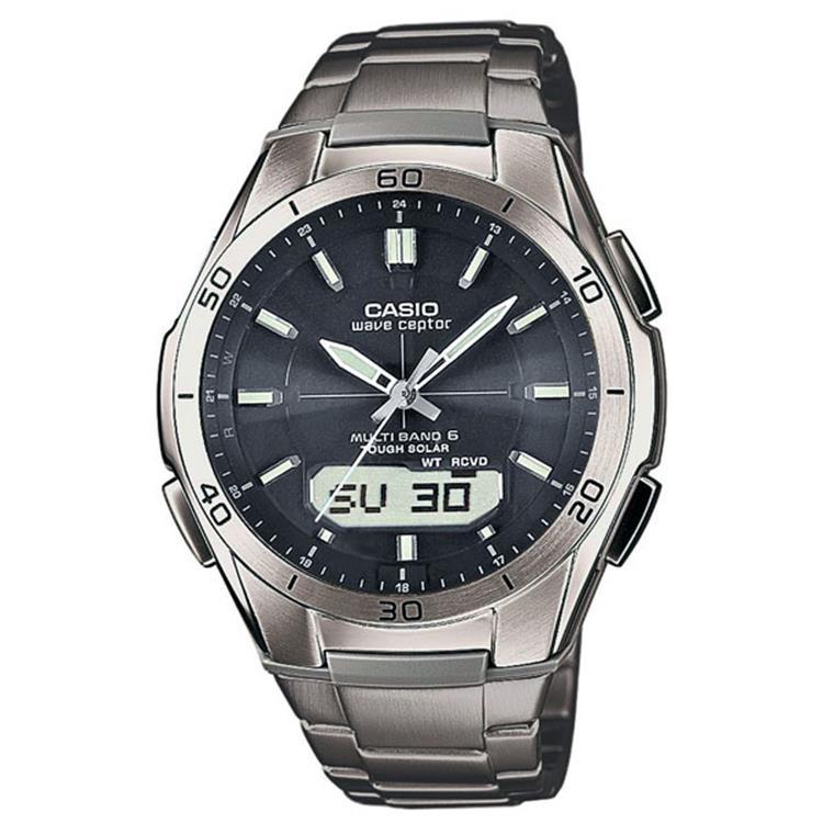 Voorkeur Casio WVA-M640TD-1AER Wave Ceptor horloge - Beste prijs! DE92