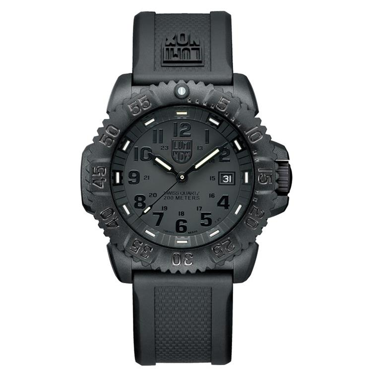 Luminox horloge A.3051.BO Navy Seal Black Out