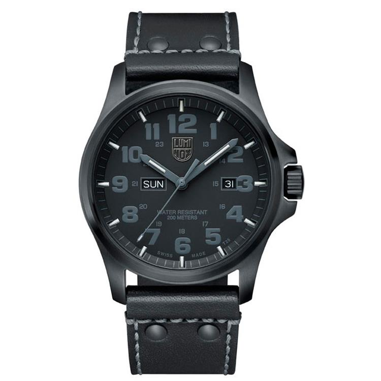 Luminox horloge A.1921 Field Atacama Black Out