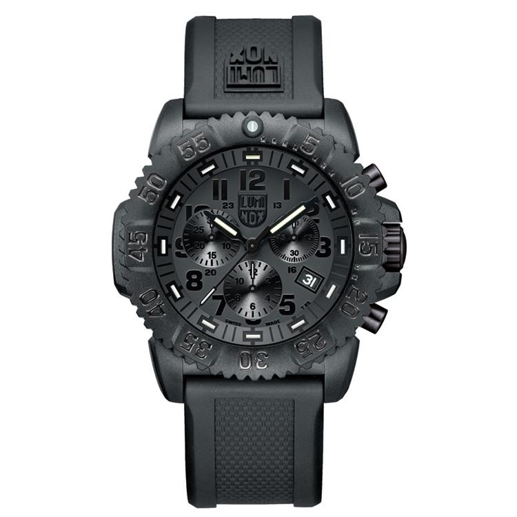 Luminox horloge A.3081 Navy Seal Black Out
