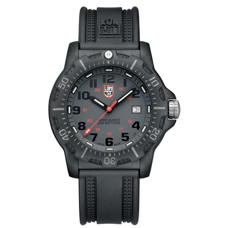 Luminox horloge A.8802 Black Ops grey