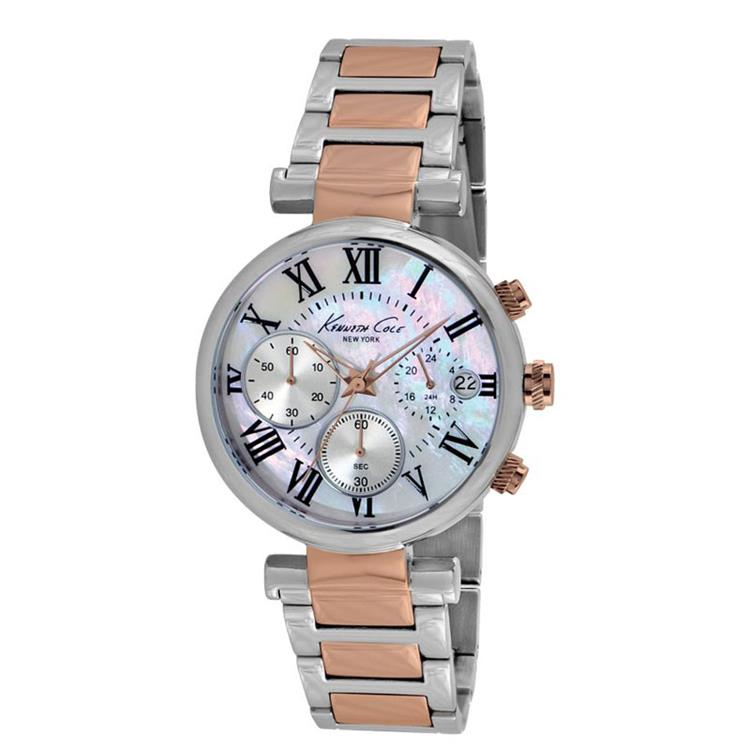 Kenneth Cole horloge KC4970 Ladies Classic