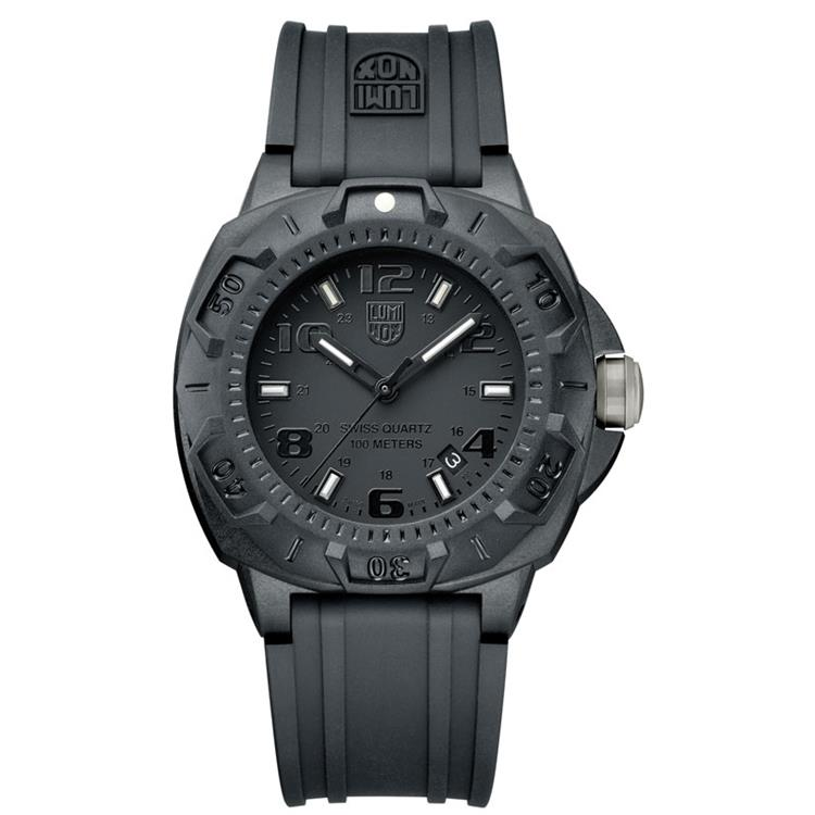 Luminox horloge A.0201BO Sentry all black