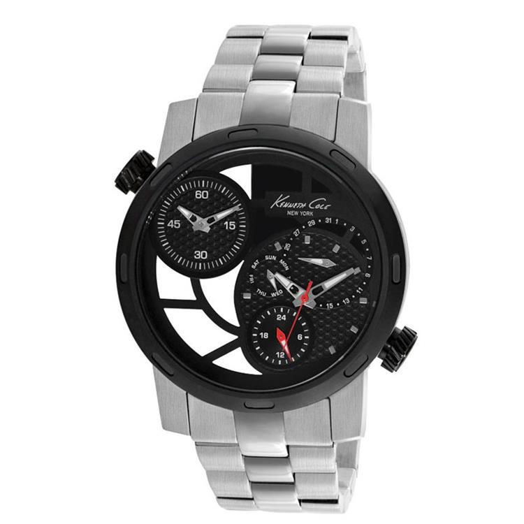 Kenneth Cole horloge KC9321 Transparency