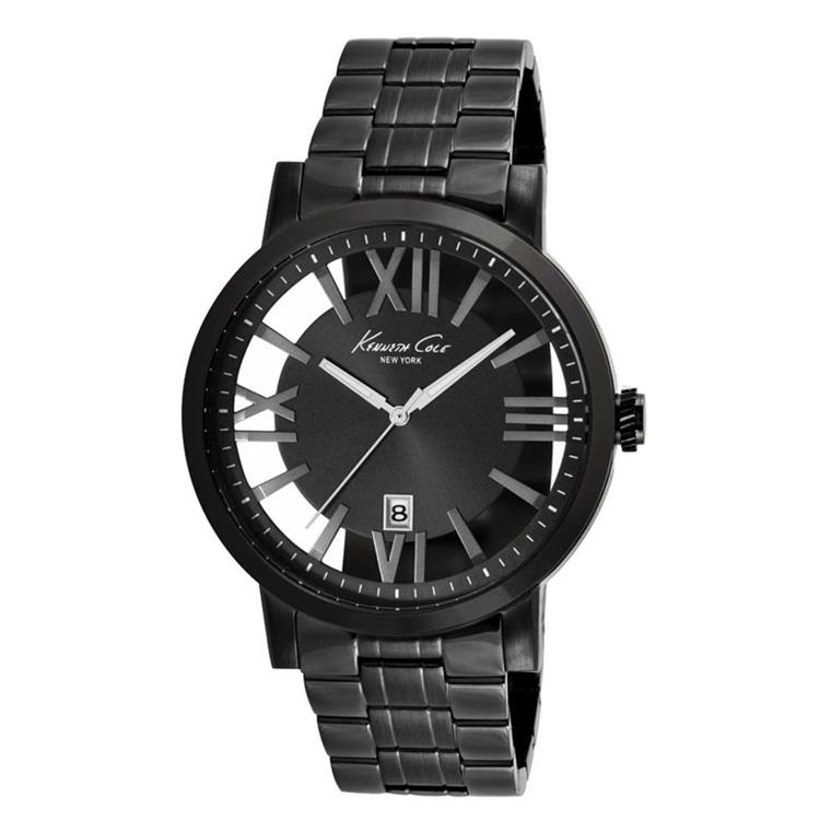 Kenneth Cole horloge KC9316 Transparency