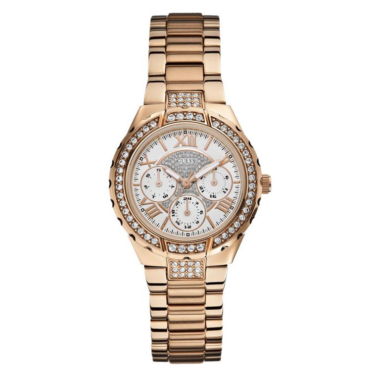 Guess horloge W0111L3 Ladies Sport