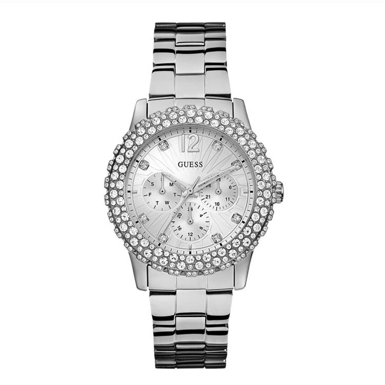 Guess horloge W0335L1 Ladies Sport