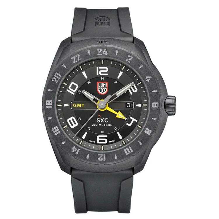 Luminox horloge A.5021 Space SXC Carbon GMT
