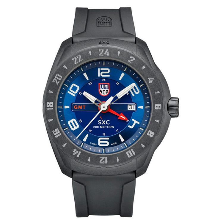 Luminox horloge A.5023 Space SXC Carbon GMT