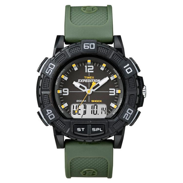 Timex horloge T49967 Expedition double shock