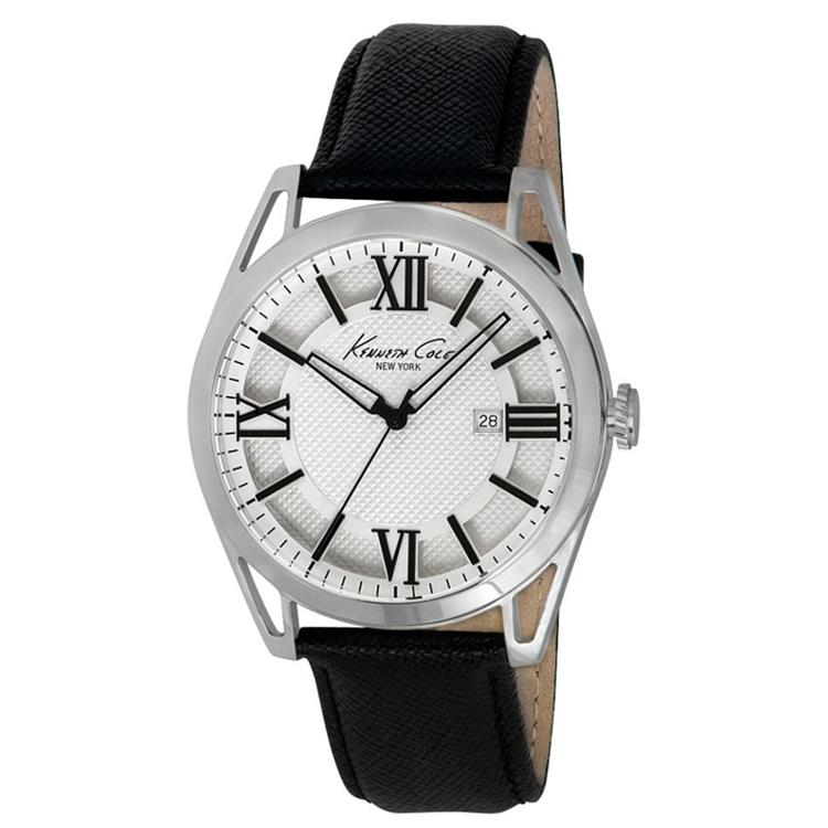 Kenneth Cole horloge KC8072 Gents Classic