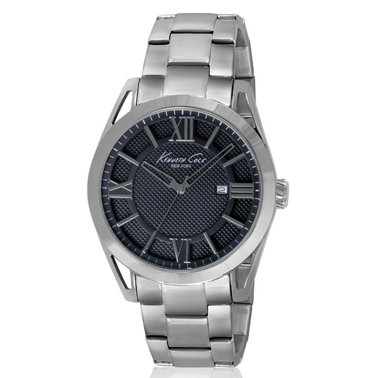 Kenneth Cole horloge KC9372 Gents Classic