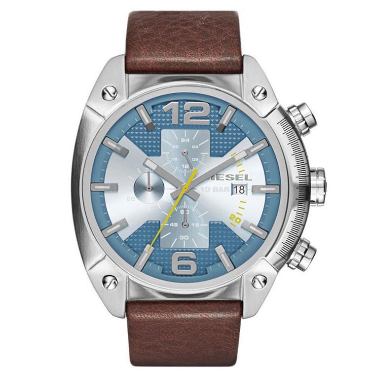 37256bad8966 Diesel DZ4340 Chrono Overflow horloge - online dealer Kish.nl!