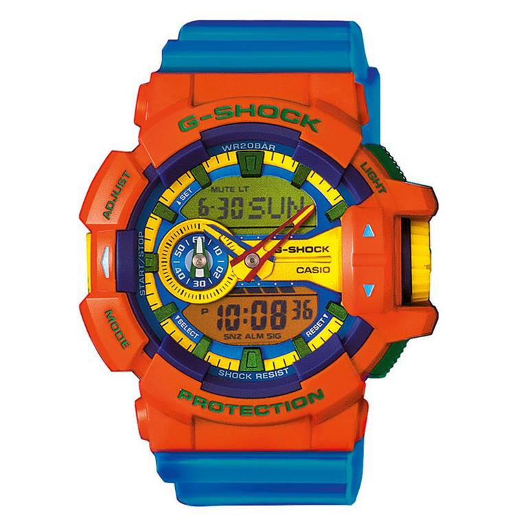 Casio G-Shock GA-400-4AER