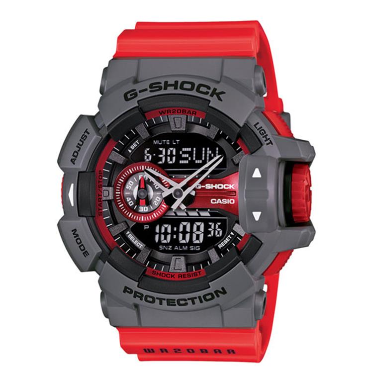 Casio G-Shock GA-400-4BER