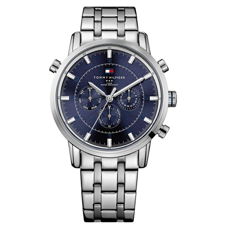 de nieuwste nieuwe levensstijl goedkope prijzen Tommy Hilfiger horloge TH1790876 Harrison
