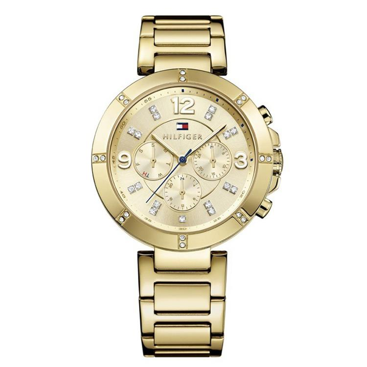 Tommy Hilfiger horloge TH1781534 Cary