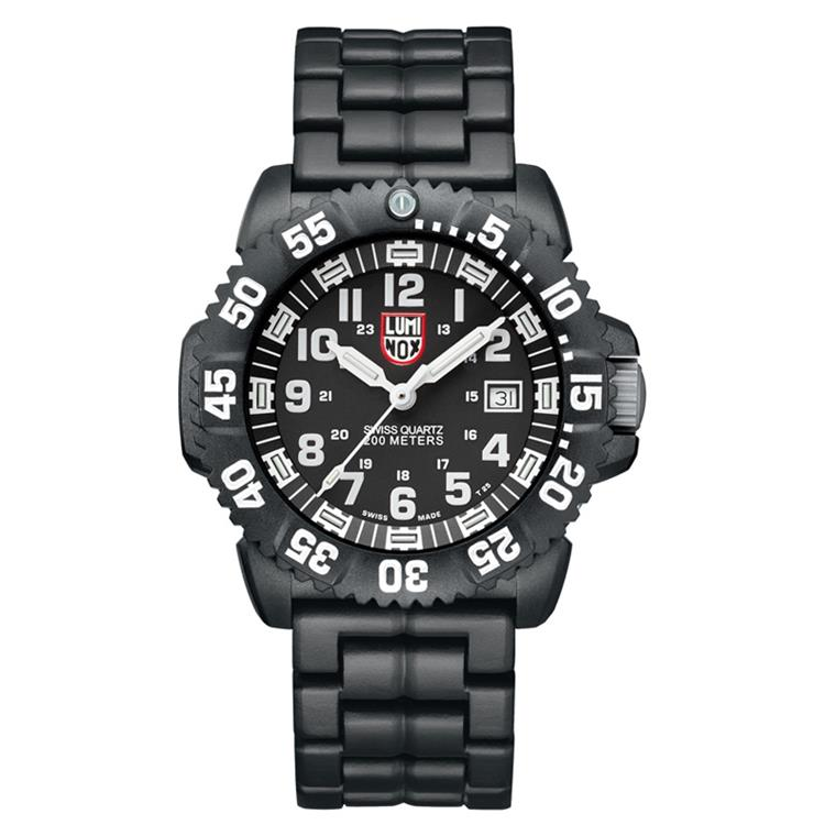 Luminox horloge A.3052 Navy Seal carbon
