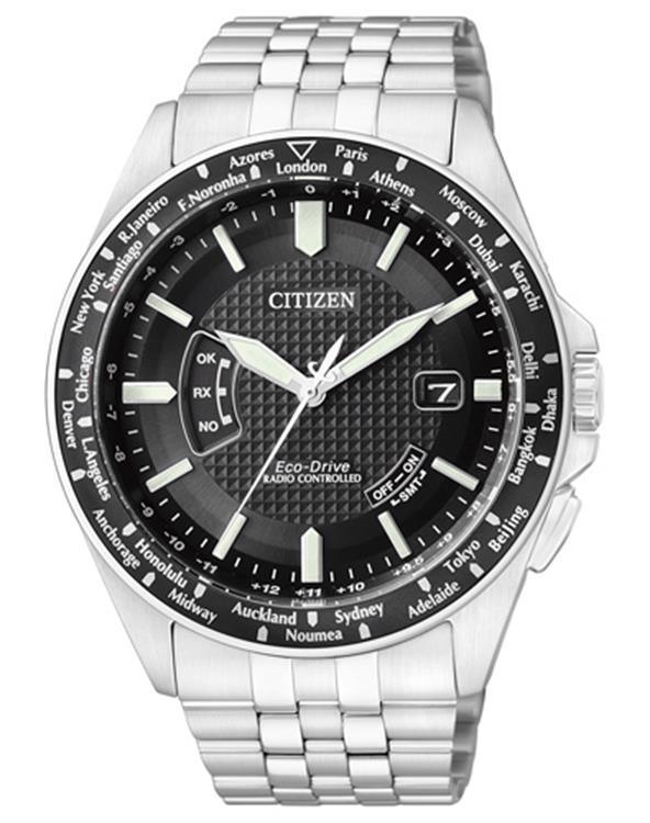 Citizen horloge CB0021-57E Eco-Drive Radio Controlled