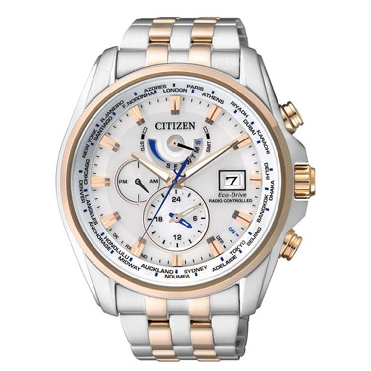 Citizen horloge AT9034-54A Eco-Drive Radio Controlled
