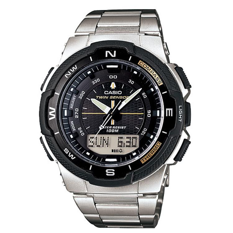 Casio Collection SGW-500HD-1BVER