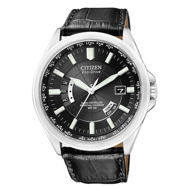 Citizen horloge CB0010-02E Eco-Drive Radio Controlled