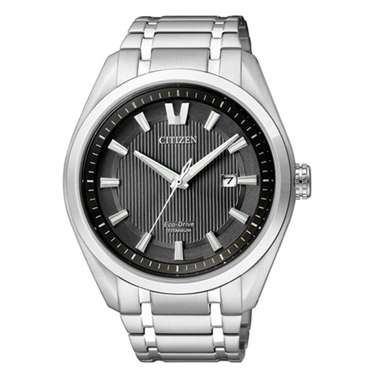 Citizen horloge AW1240-57E Super Titanium