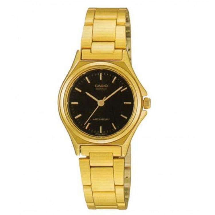 a51dd99ccc1 Casio Collection LTP-1130N-1AER gouden horloge   Lage prijzen!
