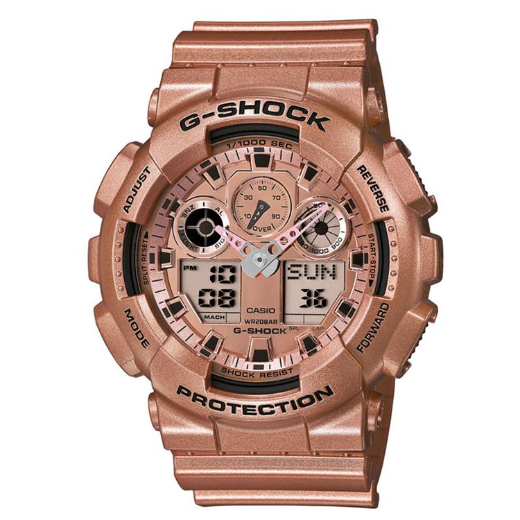 Casio G-Shock GA-100GD-9AER