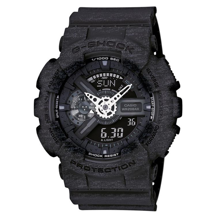 Casio G-Shock GA-110HT-1AER Heathered Color Series