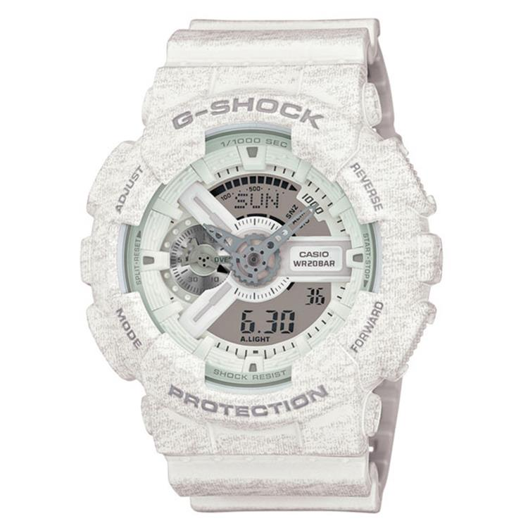 Casio G-Shock GA-110HT-7AER Heathered Color Series