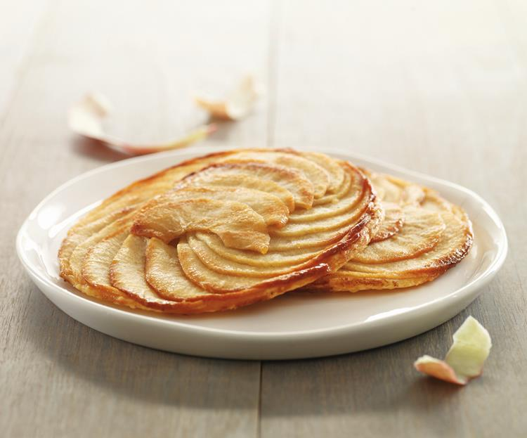 Tarte fine van appel dessert online bestellen bij mycooks - Tarte aux pommes fine ...
