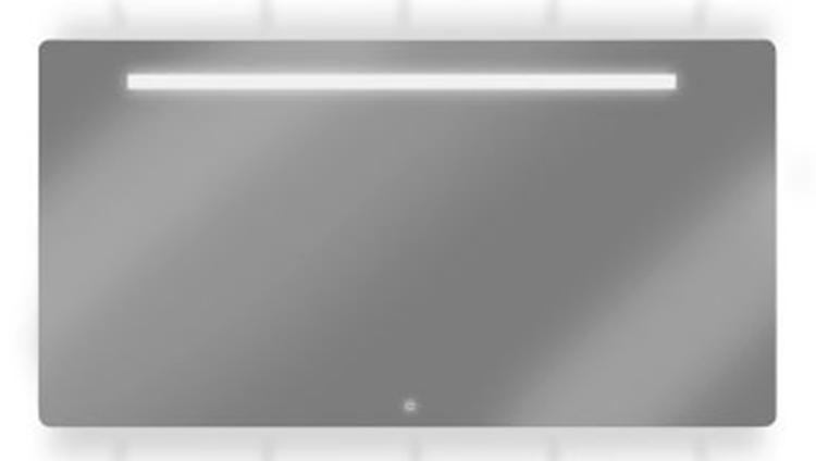 Looox m line spiegel 180 x 70 cm verlichting boven en onder