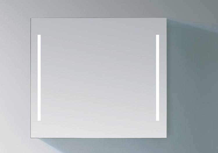 laf r spiegel met led verlichting 39 vertigo 39 80 x 70 cm. Black Bedroom Furniture Sets. Home Design Ideas