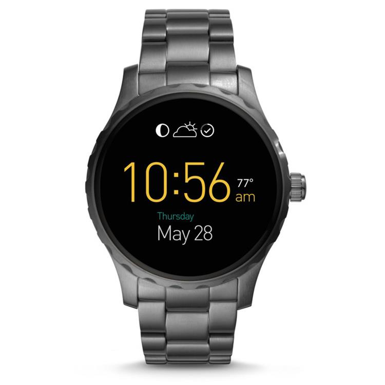Fossil FTW2108 Q Marshal Smartwatch