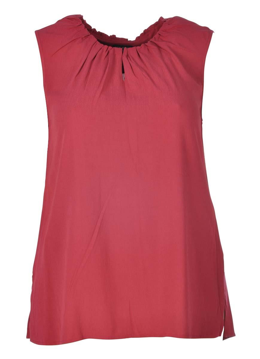 5b9860be7d9af2 Via Appia Due blouse 847752 Rood. Zoom