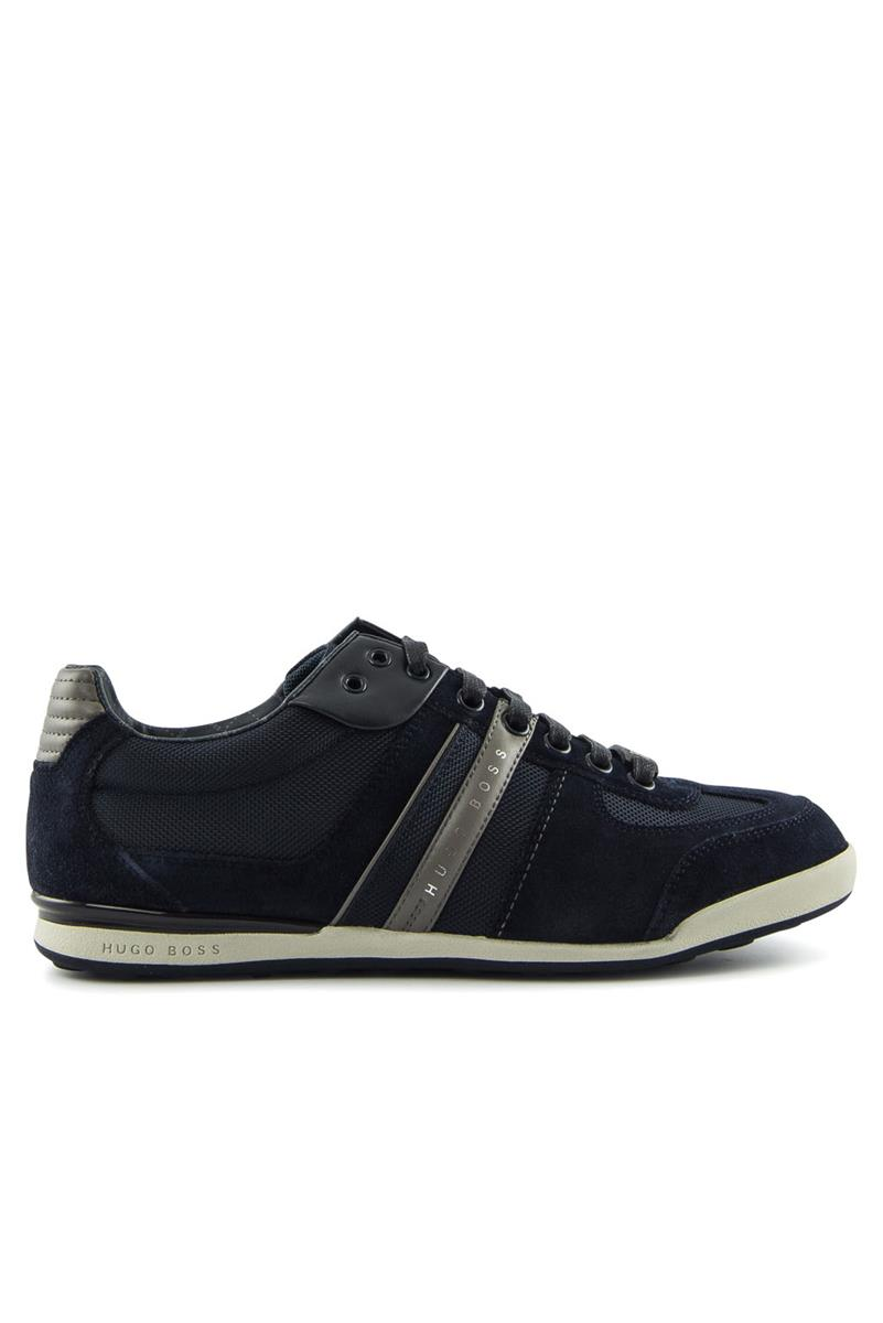 Akeen Sneaker En Cuir Y42c79kM
