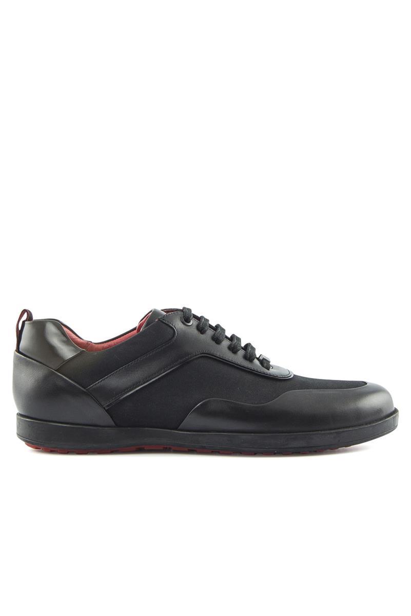 Ville Plate Sneaker Leer 80LCR7T9l