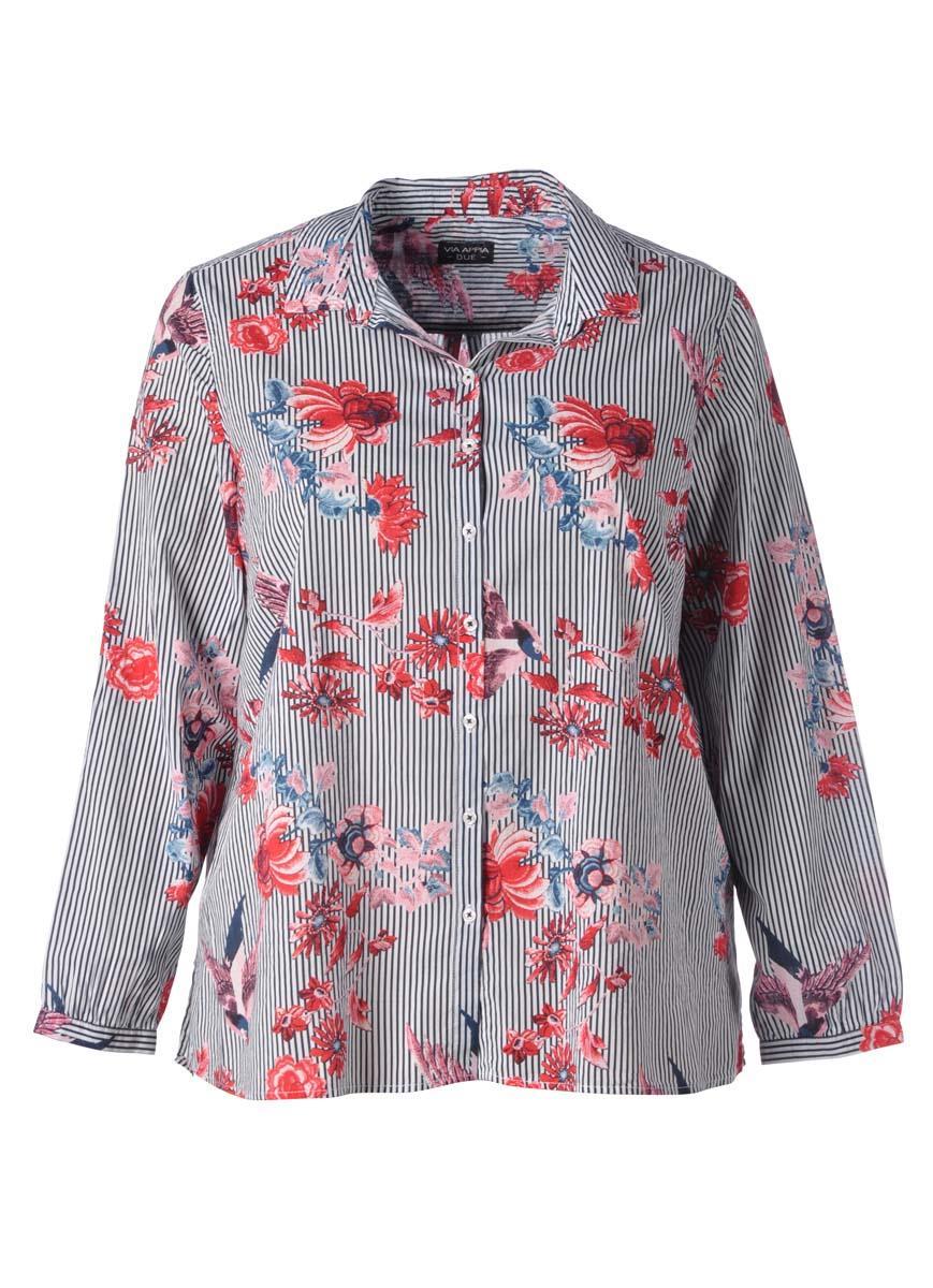 e40b8ebef3a9ae Via Appia Due blouse 818765. Zoom