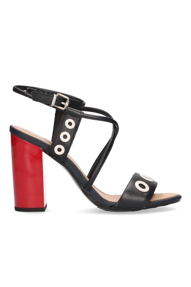 Sandales En Cuir Talon Féminin AhDqdM
