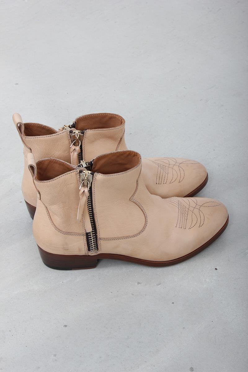 a1e5895f30b35 Webshop Kim Werner - Golden Goose Boots Anouk Natural