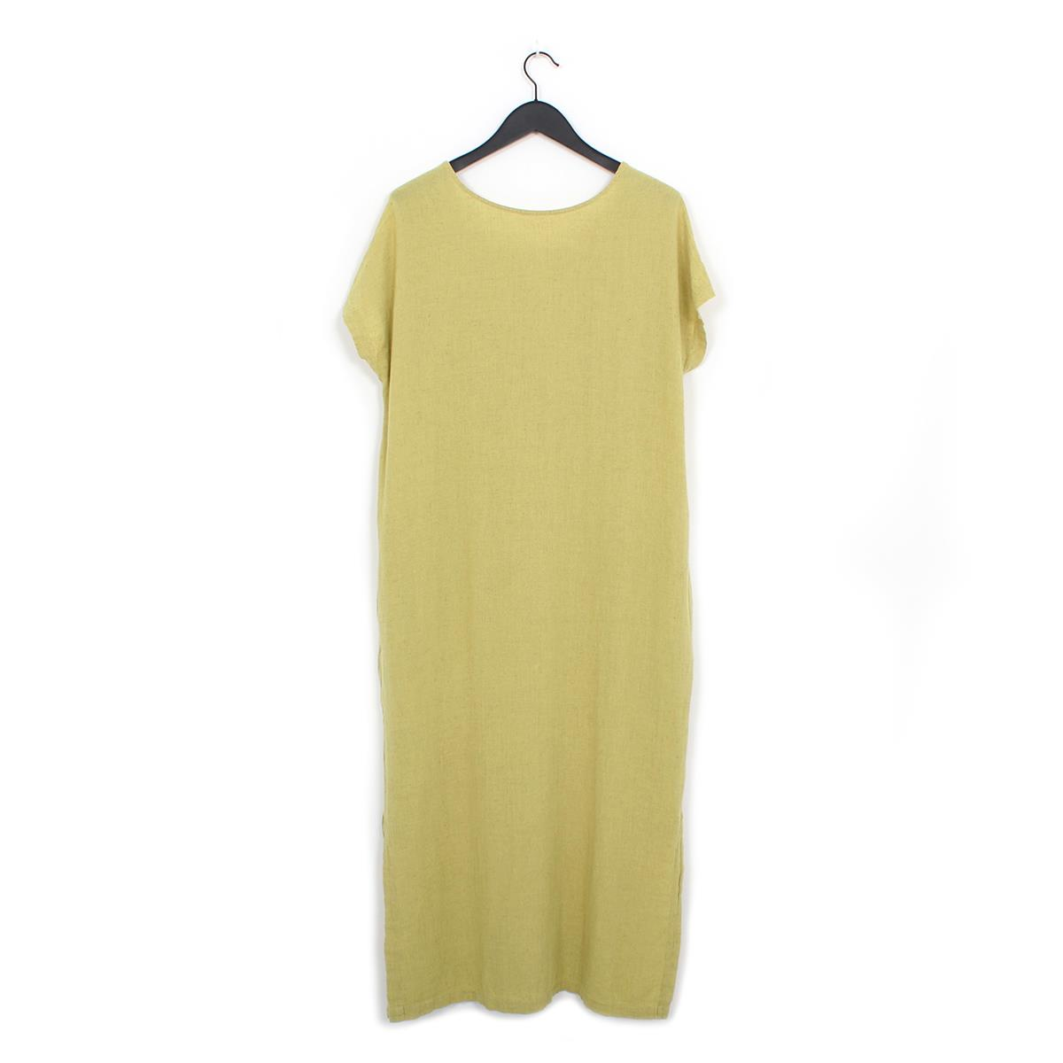 2e922aa7d1 Black Crane ester dress lemon. Zoom