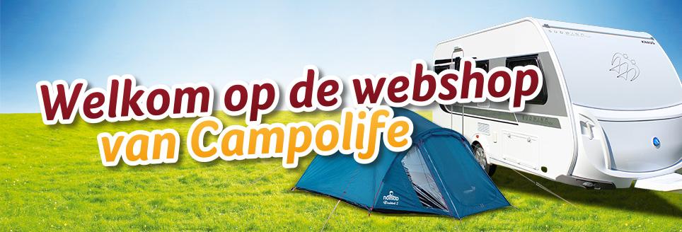 Campo camper huren