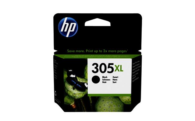 HP 305XL zwart inktcartridge 3YM62AE