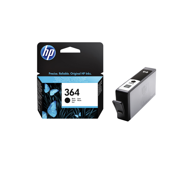 Inktcartridge HP Cb316ee No 364 zwart