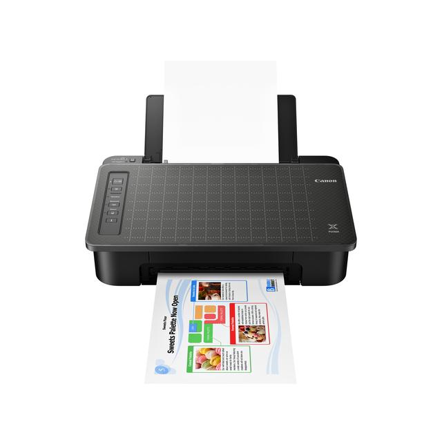 Canon pixma inkjetprinter TS305 zwart