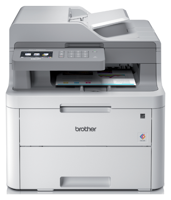 Brother multifunctional DCP-L3550CDW