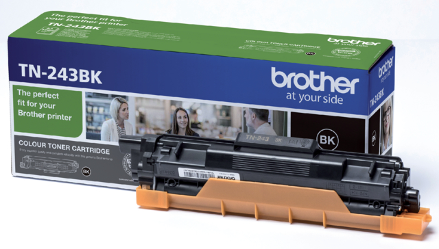 Brother toner TN-243 zwart 1k